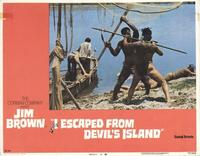 I Escaped from Devils Island - 11 x 14 Movie Poster - Style E