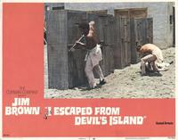I Escaped from Devils Island - 11 x 14 Movie Poster - Style F