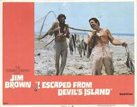 I Escaped from Devils Island - 11 x 14 Movie Poster - Style C