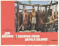 I Escaped from Devils Island - 11 x 14 Movie Poster - Style G