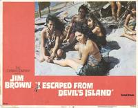I Escaped from Devils Island - 11 x 14 Movie Poster - Style H
