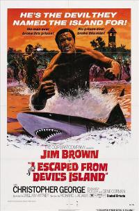 I Escaped from Devils Island - 43 x 62 Movie Poster - Bus Shelter Style A