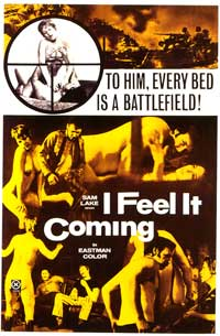 I Feel It Coming - 11 x 17 Movie Poster - Style A