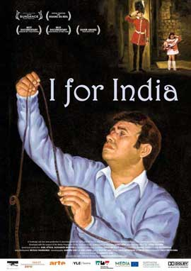 I for India - 27 x 40 Movie Poster - Style A