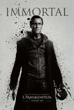 """I, Frankenstein"" Movie Poster"