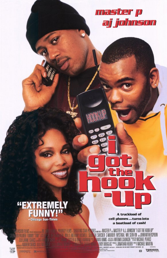 master p i got the hook up P tells us he's working on the sequel to his 1998 movie, i got the hook-up only now, he'll be looking to cast some unknown talent to star in it.