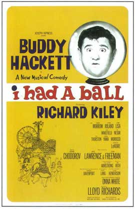 I Had a Ball (Broadway) - 11 x 17 Poster - Style A