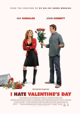 I Hate Valentine's Day - 27 x 40 Movie Poster - Style A
