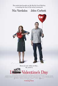 I Hate Valentine's Day - 11 x 17 Movie Poster - Style B