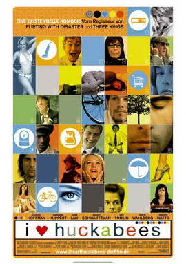 I Heart Huckabees - 27 x 40 Movie Poster - German Style A