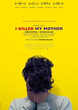 I Killed My Mother - 11 x 17 Movie Poster - German Style A