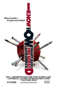 I Know How Many Runs You Scored Last Summer - 43 x 62 Movie Poster - Bus Shelter Style A