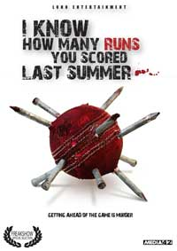 I Know How Many Runs You Scored Last Summer - 11 x 17 Movie Poster - UK Style A