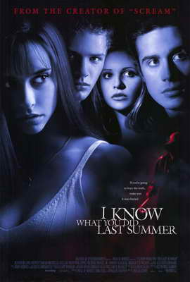 I Know What You Did Last Summer - 27 x 40 Movie Poster - Style A
