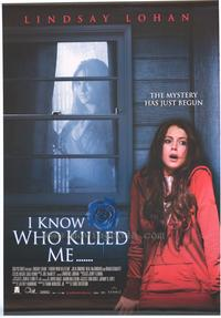 I Know Who Killed Me - 27 x 40 Movie Poster - Style B