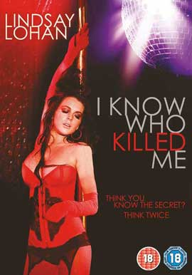 I Know Who Killed Me - 11 x 17 Movie Poster - UK Style A