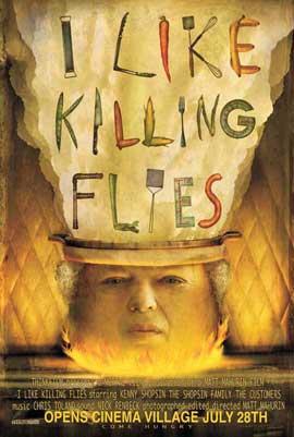 I Like Killing Flies - 11 x 17 Movie Poster - Style A