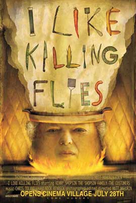 I Like Killing Flies - 27 x 40 Movie Poster - Style A