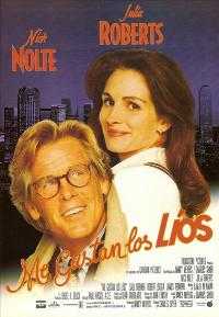 I Love Trouble - 11 x 17 Movie Poster - Spanish Style A