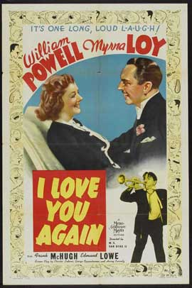 I Love You Again - 27 x 40 Movie Poster - Style A