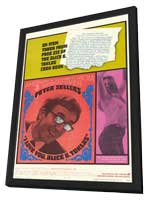 I Love You, Alice B. Toklas! - 11 x 17 Movie Poster - Style A - in Deluxe Wood Frame
