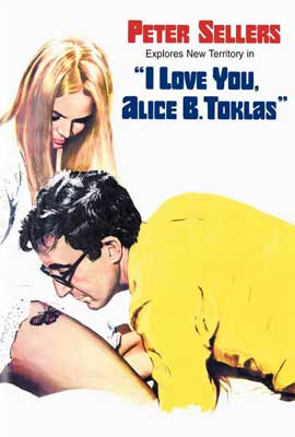 I Love You, Alice B. Toklas! - 27 x 40 Movie Poster - Style B