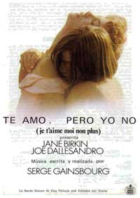 I Love You, I Don't - 11 x 17 Movie Poster - Spanish Style A
