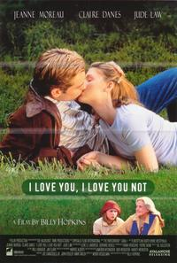 I Love You, I Love You Not - 11 x 17 Movie Poster - Style B