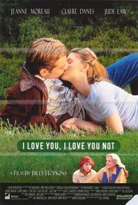 I Love You, I Love You Not - 27 x 40 Movie Poster - Style A