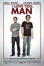 I Love You, Man - 11 x 17 Movie Poster - Style B