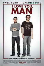 I Love You, Man - 27 x 40 Movie Poster - Style A