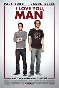 I Love You, Man - 43 x 62 Movie Poster - Bus Shelter Style A
