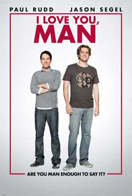 I Love You, Man - 11 x 17 Movie Poster - Style C