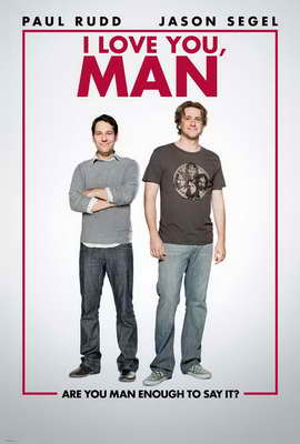 I Love You, Man - 27 x 40 Movie Poster - Style B