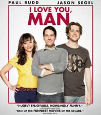 I Love You, Man - 11 x 17 Movie Poster - Style J
