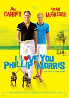 I Love You Phillip Morris - 11 x 17 Movie Poster - Style D