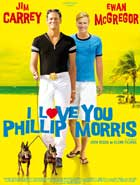 I Love You Phillip Morris - 27 x 40 Movie Poster - UK Style A
