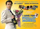 I Love You Phillip Morris - 11 x 17 Movie Poster - UK Style B