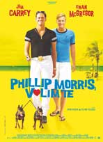 I Love You Phillip Morris - 27 x 40 Movie Poster - Croatian Style A