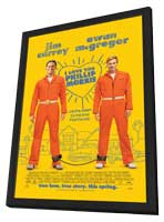I Love You Phillip Morris - 11 x 17 Movie Poster - Style B - in Deluxe Wood Frame