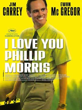 I Love You Phillip Morris - 11 x 17 Movie Poster - Style A