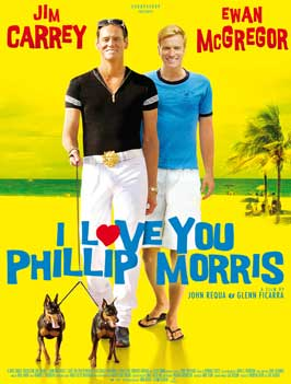I Love You Phillip Morris - 43 x 62 Movie Poster - UK Style A
