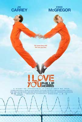 I Love You Phillip Morris - 11 x 17 Movie Poster - Style C