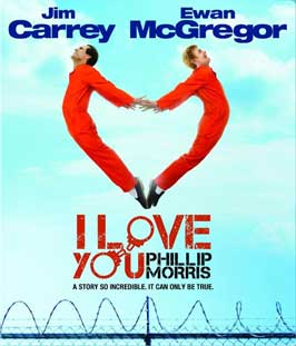 I Love You Phillip Morris - 11 x 14 Movie Poster - Style A