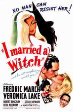 I Married a Witch - 11 x 17 Movie Poster - Style A