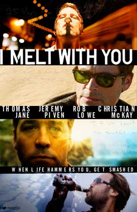 I Melt with You - 27 x 40 Movie Poster - Style A
