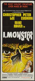 I, Monster - 14 x 36 Movie Poster - Insert Style A