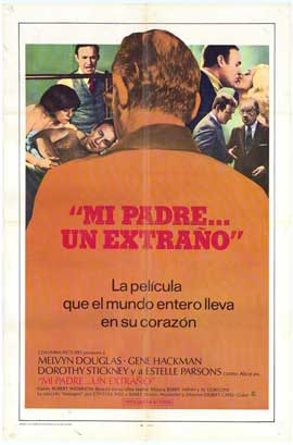 I Never Sang for My Father - 11 x 17 Movie Poster - Spanish Style A