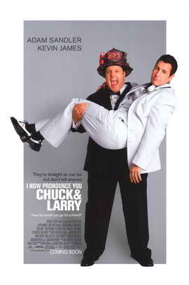 I Now Pronounce You Chuck and Larry - 11 x 17 Movie Poster - Style A