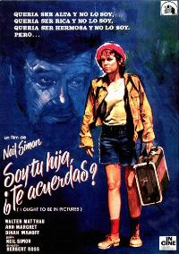 I Ought to Be in Pictures - 27 x 40 Movie Poster - Spanish Style A